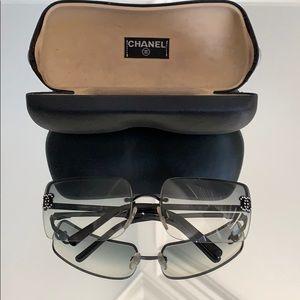 Chanel Ombre CC sunglasses
